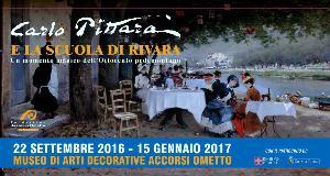 Carlo Pittara e la Scuola di Rivara - Un momento magico dell'Ottocento pedemontano