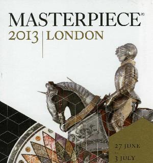 MASTERPIECE 2013 - LONDRA