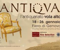 ANTIQUA 2014 - FIERA DI GENOVA