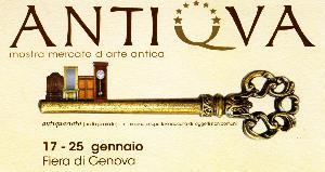 ANTIQUA 2015 - Mostra mercato d'arte antica - Fiera di Genova