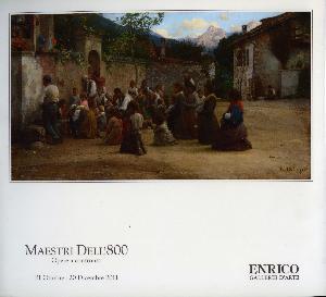 MAESTRI DELL'800 - Opere a Confronto