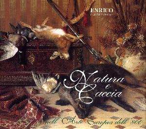 Natura e caccia nell'Arte Europea dell'800