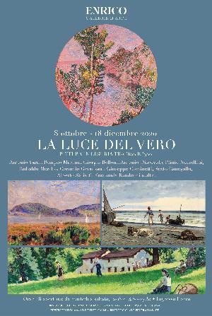 LA LUCE DEL VERO - Pittura in Liguria tra '800 e '900