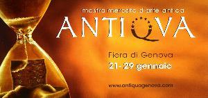 ANTIQUA - Mostra mercato d'arte antica - Fiera di Genova