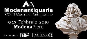 MODENANTIQUARIA - XXXIII MOSTRA DI ANTIQUARIATO