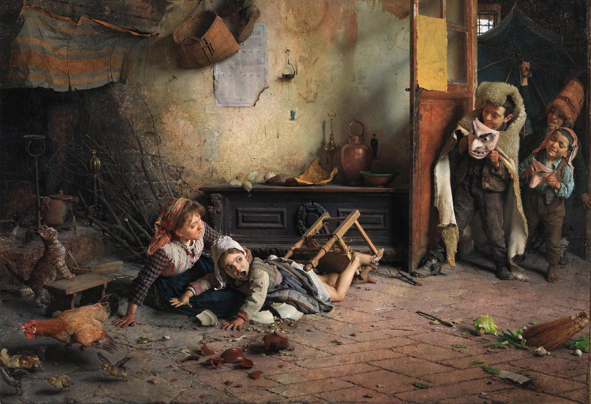 La maschera - 1888