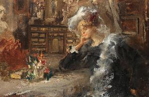 Meditazione - 1900