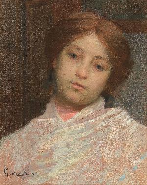 Ritratto di Maria - 1908