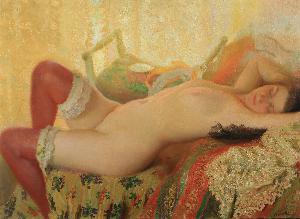 Nudo - 1924