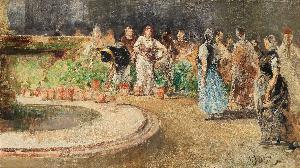 La fontana dell'Arengario - Monza