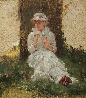Figura femminile - 1852