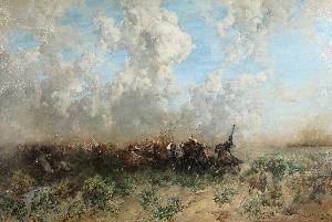 La rotta - 1884