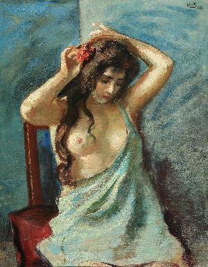 Nudo - 1930