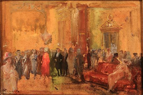 Al Foyer del Casinò