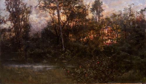 Cantuccio di primavera - 1883