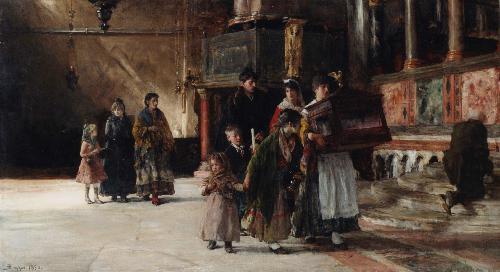 Processione - 1890