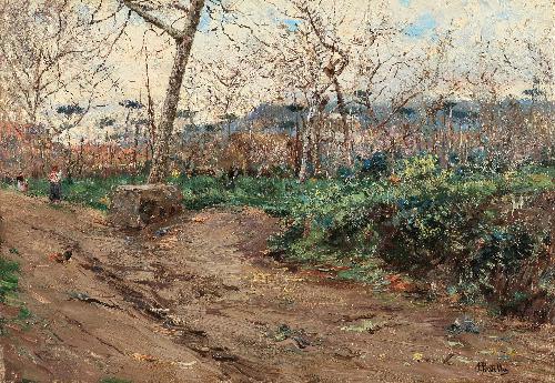 Paesaggio di campagna