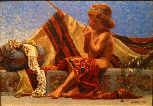 Lavori femminili antichi e moderni - 1895