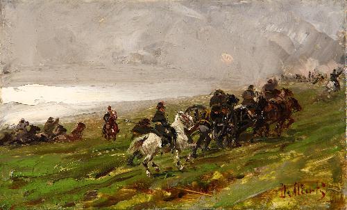 Manovre di artiglieria