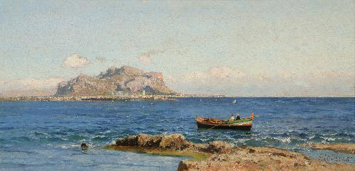 Il Monte Pellegrino, Palermo