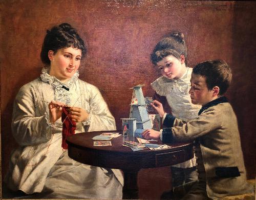 Passatempi infantili - 1885