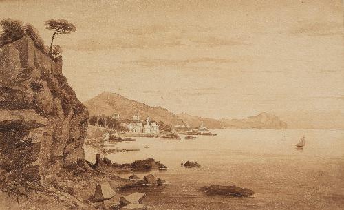 Golfo di Genova da San Giuliano