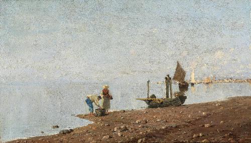 In laguna, Venezia