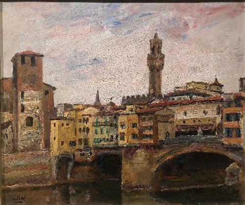 Il Ponte Vecchio a Firenze