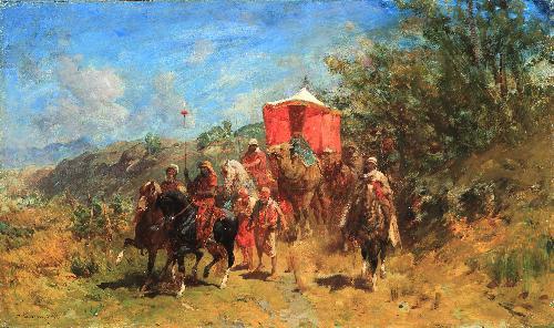 La carovana - 1867