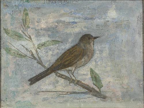 Uccellino sul ramoscello