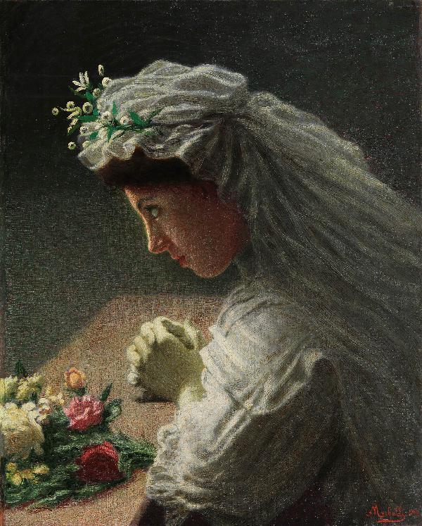 La sposa - 1909